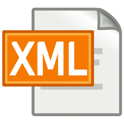 What is XML? logo